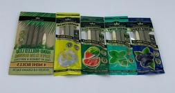 12X KING PALM WRAPS VARIETY PACK BERRY TERPS MAGIC MINT BANA
