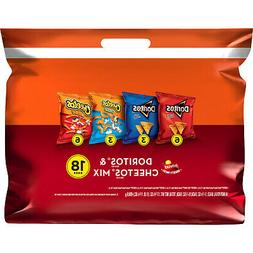 Count Frito-Lay Doritos & Cheetos Mix Variety Pack *** WAS
