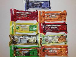 27 Meal Variety Pack of Emergency Food Bars Camping Hiking E
