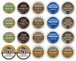 20 count TOP BRAND HOT COCOA K Cup Variety Pack Single Serve