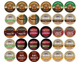 24 K Cups Milk Chocolate / Hot Cocoa Variety Pack