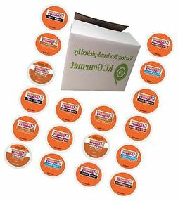 24 Count - Variety pack of Dunkin Donuts Coffee K Cups for A