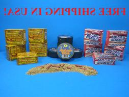 300 Adult Party Poppers Pop   Mandarin RED Cracker Snaps