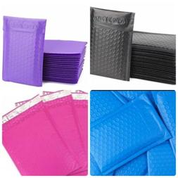 32 Poly Bubble Envelope Variety Pack ~ 5 Sizes ~ Self-Sealin