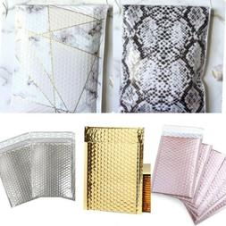 35 Poly Mailers & Bubble Mailer Padded Envelope Variety Pack