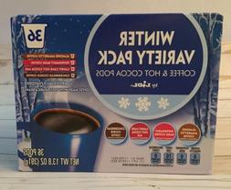36 Holiday K Cup Variety Pack - Coffee and Hot Cocoa