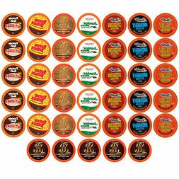 40 BEST Of The BEST Hot Chocolate K-Cups Variety Pack for Ke