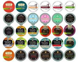 50 K Cup Variety Pack - Tea Variety Pack - At Least 10 Diffe
