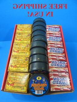 600 Adult Party Poppers Pop   Mandarin RED Cracker Snaps