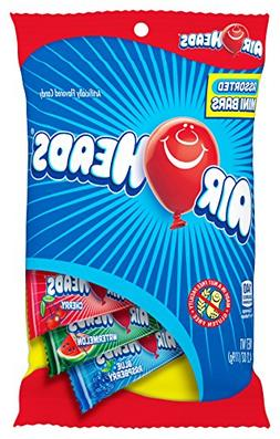 AirHeads Candy Variety Bag, Individually Wrapped Assorted Fr