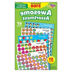 Awesome Assortment: SuperSpots® & SuperShapes Stickers Vari