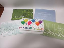 Cards Direct 35 Birthday Card & Envelopes Assortment Variety