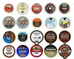 Custom Variety Pack Coffee , Single Serve Cups for Keurig K