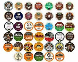 Custom Variety Pack Decaf Coffee Single Serve Cups for Keuri
