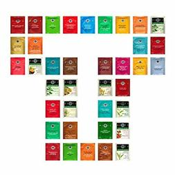 Custom Variety Tea Bags - Sampler Assortment Variety Tea Bag