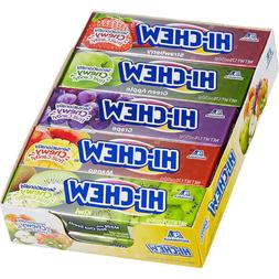 Hi-Chew Fruit Chews, Variety Pack, 1.76 oz, 10-count