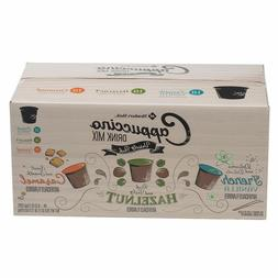 Members Mark Cappuccino Variety Pack 54 K-Cups French Vanill