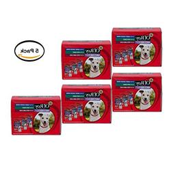 PACK OF 5 - Ol' Roy Gourmet Dog Food Pack, 12 ct