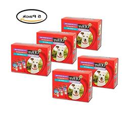 PACK OF 5 - Ol' Roy Variety Pack Mini Chunks in Gravy Wet Do