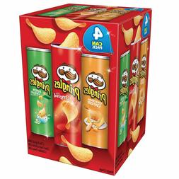 Pringles Potato Crisp Super Stack Variety Pack