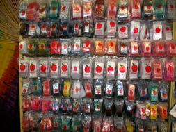 VARIETY PACK MINI APPLE ZIPLOCK BAGS CHOOSE YOUR NUMBER SIZE
