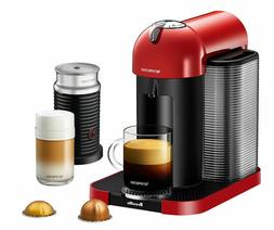 VertuoPlus Cherry Red Bundle -Vertuo Coffee Machine -Nespres