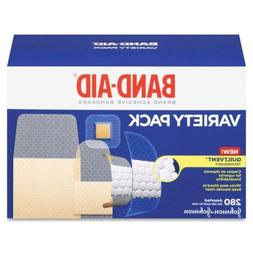 Wholesale CASE of 10 - Johnson Band Aid Variety Pack-Band Ai