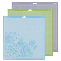 Cricut Adhesive  Cutting Mat Variety 3 Pack 12 x 12 in HOLID