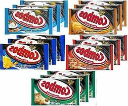 Combos Baked Snacks Pretzel and Cracker Variety Pack 1.7 Oun