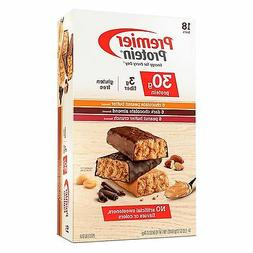Premier Protein Bar Variety Pack, 2.5-oz Each