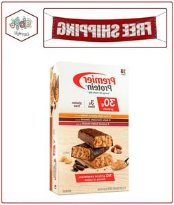 Premier Protein Bar Variety Pack - 2.5 oz. - 18 ct.