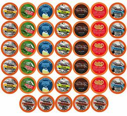 BEST Of The BEST Flavored Coffee Pods, Variety Pack for Keur