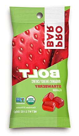 ProBar BOLT Chews - 12-Pack Strawberry, One Size