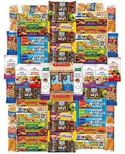 care healthy bars crackers nuts
