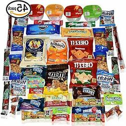 Blue Ribbon Care Package 45 Count Ultimate Sampler Mixed Bar