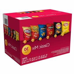 Frito Lay Classic Mix, Variety Pack, 30-count,BEST SERVICE**