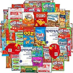 Classic Snacks Care Package snack gift college assortment va