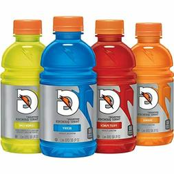 Gatorade Classic Thirst Quencher, Variety Pack, 12 Ounce Bot