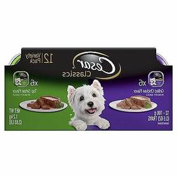 CESAR Classics Poultry Flavored Adult Wet Dog Food Trays Sta