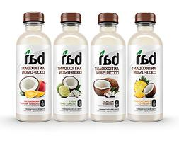 Bai Coconut Flavored Water, Cocofusions Variety Pack II, 18