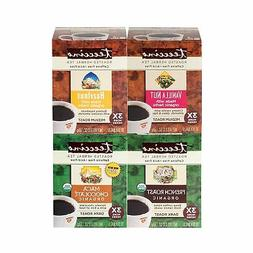 Teeccino Coffee Variety Pack  Chicory Herbal Tea, Caffeine F