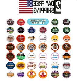 Coffee Variety Sampler Pack fog Keurig Brewers   1184-W25