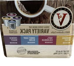 Victor Allens Coffee 96ct Single Serve Variety Pack K Cups