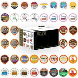 Coffee Variety Sampler Pack for Keurig K-Cup Brewers, 40 Cou