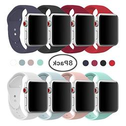 compatible for apple watch band 38mm soft