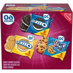 Nabisco Cookie Variety Pack  High Quality Item GREAT DEAL!!!