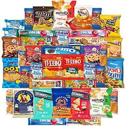 cookies chips candies snacks variety