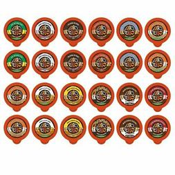 Crazy Cups Decaf Single Serve Flavored Coffee for Keurig K c