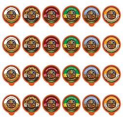 Crazy Cups Decaf Flavor Nation's Selection Single Serve Cups
