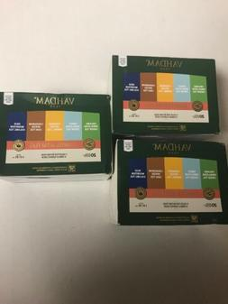 Vahdam Detox Tea Sampler 5 Teas Variety Pack Assorted Englis